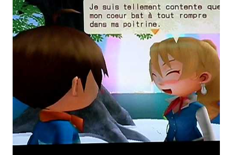 Evenement de la plume bleu dans Harvest Moon: L'arbre de ...