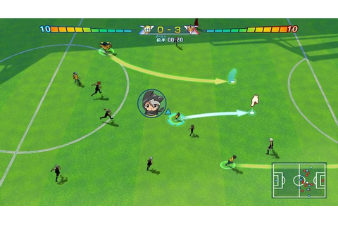Inazuma Eleven Ares now known as Inazuma Eleven: Heroes ...