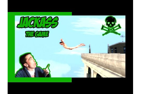 Jackass The Game | Elephant Poo Diving - YouTube