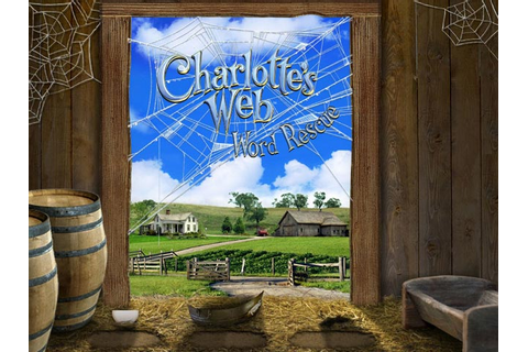 Charlotte's Web - Word Rescue > iPad, iPhone, Android, Mac ...