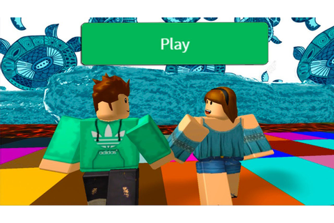 MAKING MY OWN GAME IN ROBLOX! (COME PLAY!) - YouTube