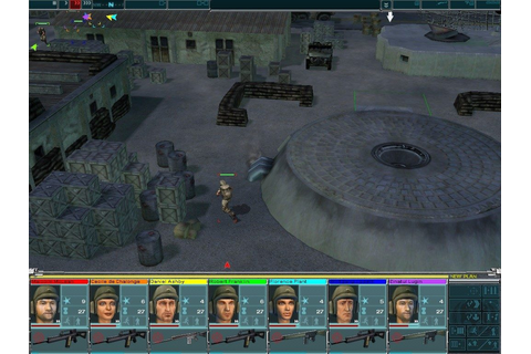 UFO: Aftermath (2003) by ALTAR Interactive Windows game