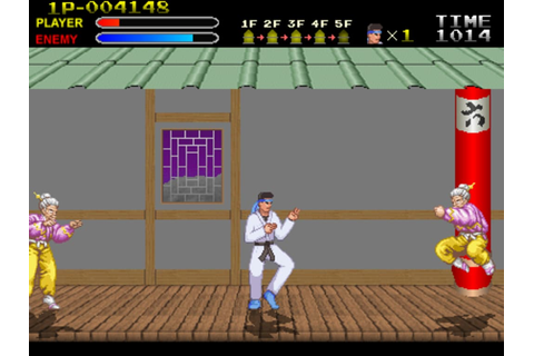 Kung-Fu Master Returns - Download