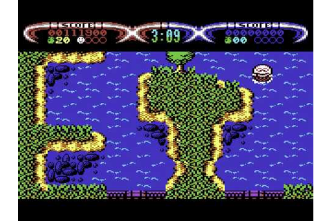C64 Longplay [069] Dizzy - Down the Rapids - YouTube