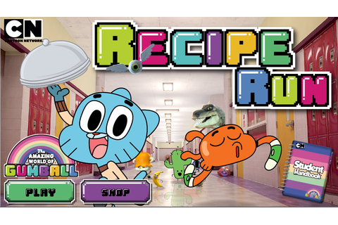 Recipe Run | The Amazing World of Gumball Wiki | FANDOM ...