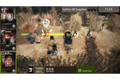 Download The Walking Dead No Man's Land on PC with BlueStacks