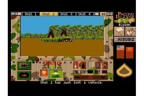 Pacific Islands (PC/DOS) 1992, Empire Software - YouTube