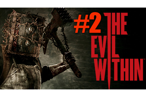 THIS GAME IS FREAKY! - The Evil Within - Part 2 - YouTube