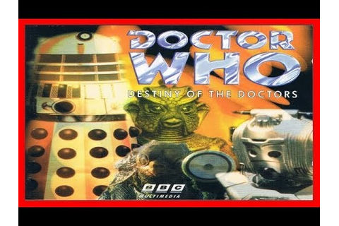 Doctor Who - Destiny of the Doctors 1997 PC - YouTube
