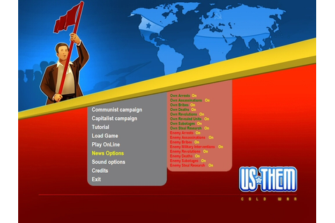 Us And Them Cold War Pc Game