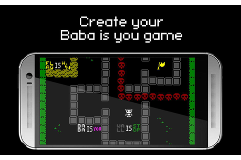 Baba Is You. Puzzle Game for Android - APK Download