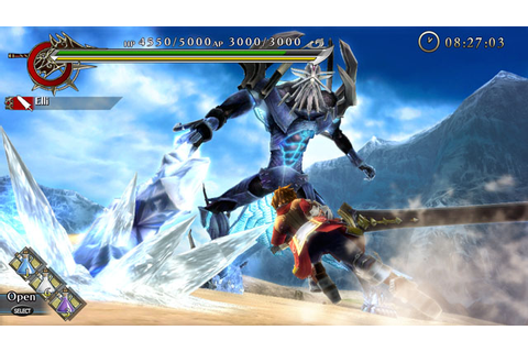 Ragnarok Odyssey trailer and screenshots - Gematsu