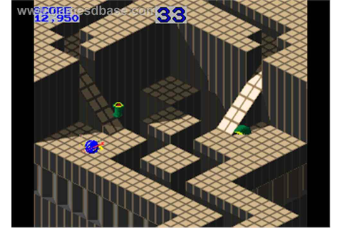 80's arcade games-Marble Madness | Lasers, monsters and ...
