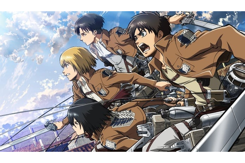 Shingeki no Kyojin: Humanity in Chains Finally Hits UK ...