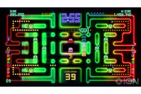 Pac-Man Championship Edition DX Screenshots, Pictures ...
