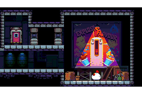 Bomb Chicken review - a blast from the past that doesn't ...
