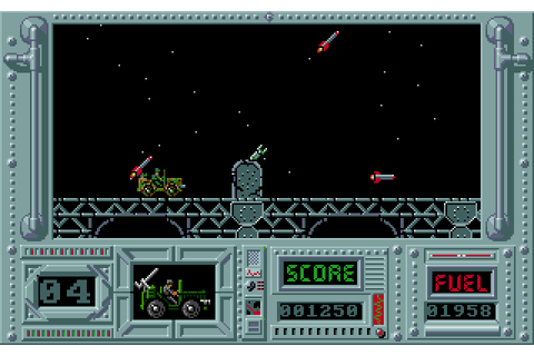 Army Moves (1988) by Dinamic Atari ST game