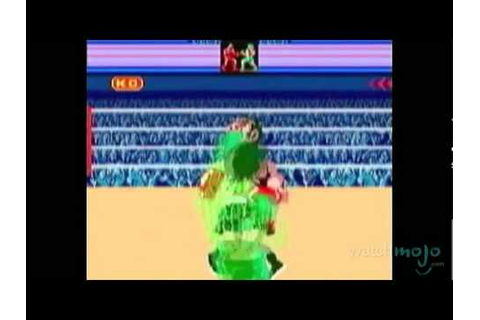 Video Game Classics: Punch Out!! - YouTube