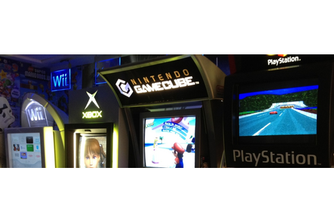 Agatas Arcade - The best arcade games room in the North Of ...
