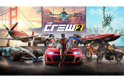 Ubisoft announces The Crew 2's PC-specific features and ...