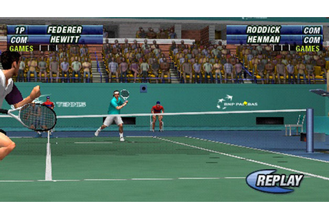 Virtua Tennis: World Tour Game | PSP - PlayStation