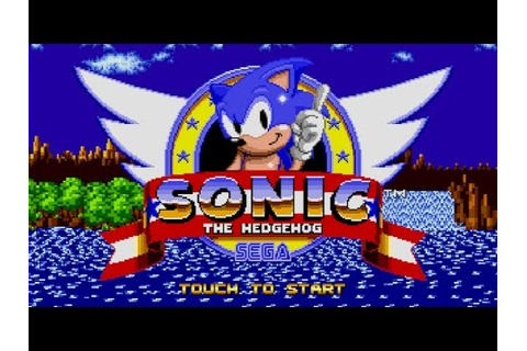 Top 10 Sonic the Hedgehog Games - YouTube