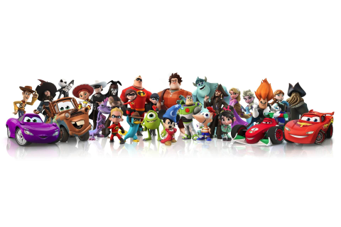 """Disney Infinity"" video games and toys to be officially ..."