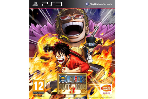 One Piece Pirate Warriors 3 - PS3 Game | Public
