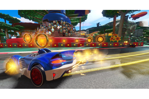 Team Sonic Racing leaked by Walmart, first details and ...