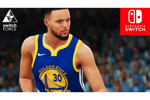 NBA 2K18 Switch Gameplay - IS IT GOOD ENOUGH? FULL GAME ...