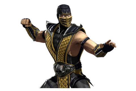 Image - Scorpion real.png - Video Game Championship ...