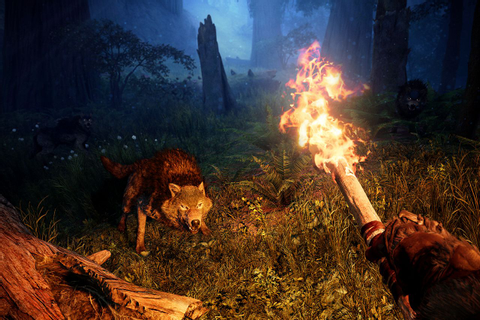Far Cry Primal would be better if it wasn't a Far Cry game ...