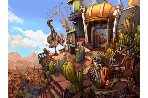 Deponia download PC