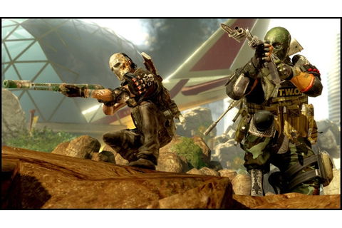 ARMY OF TWO : LE 40ème JOUR - Test Xbox 360!!! | Insert Coin