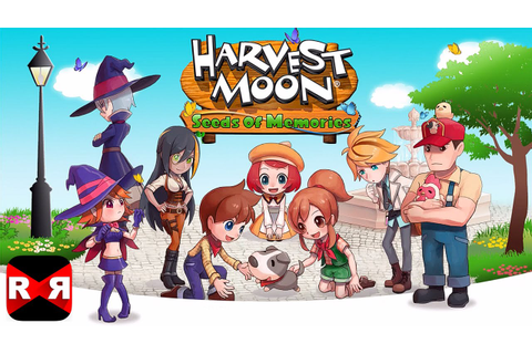 HARVEST MOON: Seeds Of Memories (By Natsume Inc.) - iOS ...