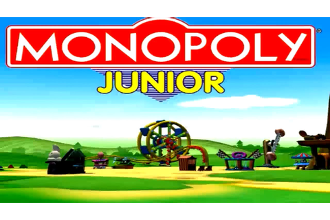 Monopoly Junior PC Board Game - YouTube