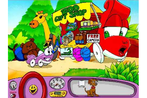 Putt-Putt Saves The Zoo [PC - gameplay] - YouTube
