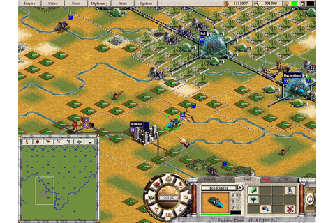 The Best Games Ever: Call to Power 2 : Civilization - Eco ...
