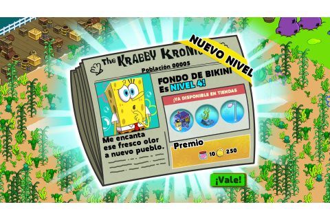SpongeBob Moves In – Juegos para Android 2018. SpongeBob ...
