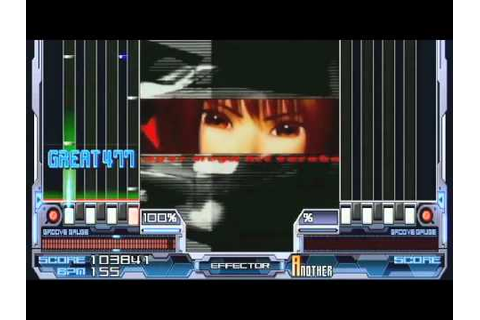 beatmania IIDX 6th style - NIGHT OF FIRE(A) - YouTube