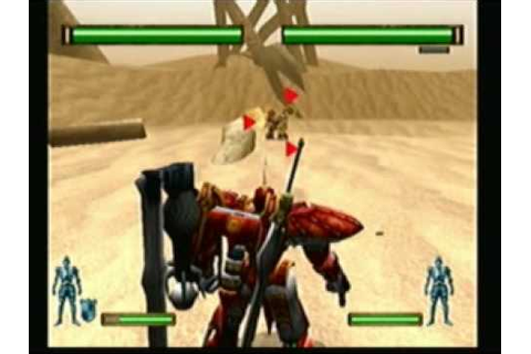 Dreamcast (Jap.) - Frame Gride - YouTube