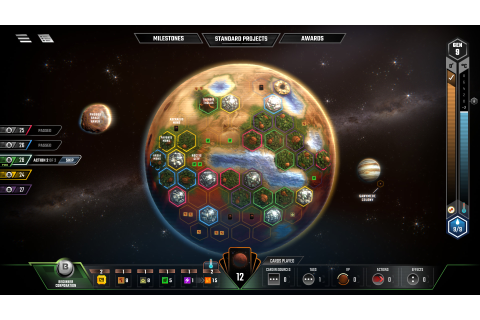 Review: Super-hot board game Terraforming Mars goes ...