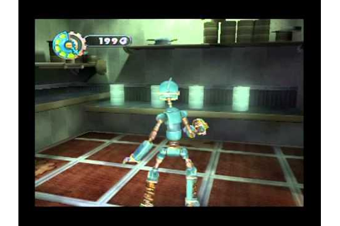 Robots Movie Game Walkthrough Part 1 (GameCube) - YouTube