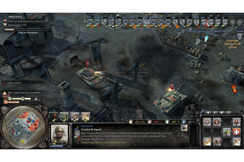 Company of Heroes 2 Screenshots for Windows - MobyGames