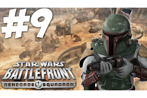 Star Wars Battlefront: Renegade Squadron - Korriban (Level ...