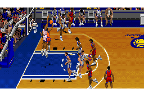 SNES A Day 167: Tecmo Super NBA Basketball - SNES A Day