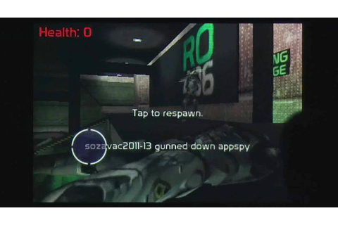 Eliminate Pro iPhone Gameplay Video Review - AppSpy.com ...