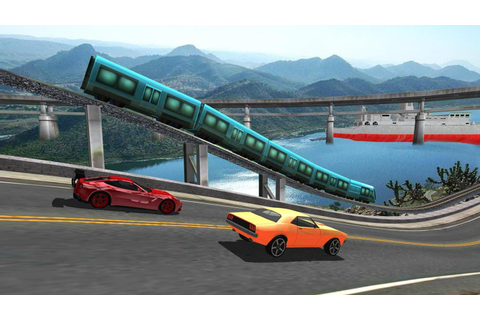 Train Vs Car Racing for Android - APK Download