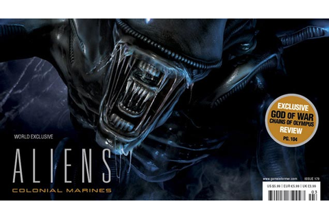 Aliens game gets detailed, includes 4-player co-op - That ...