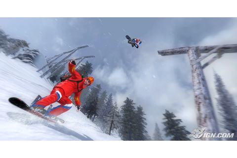 Shaun White Snowboarding Screenshots, Pictures, Wallpapers ...